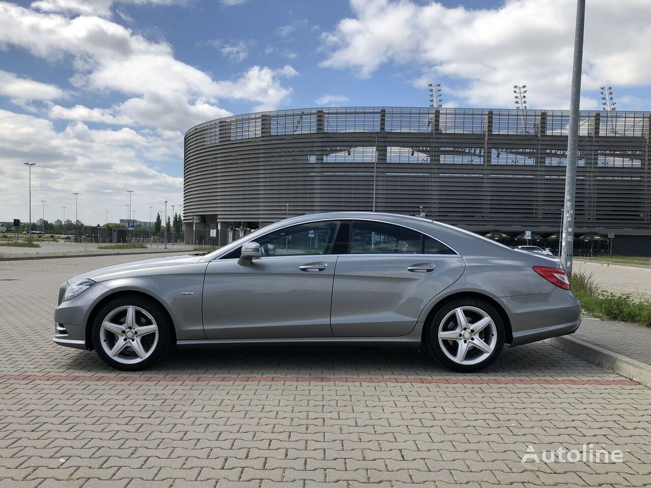 MERCEDES-BENZ CLS 350 CDI 4-matic coupe