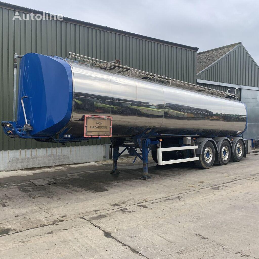 CLAYTON bitumen tank trailer