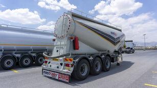 new MAS TRAILER TANKER NEW MODEL 32 CBM V - TYPE CEMENT TANKER TRAILER  cement tank trailer
