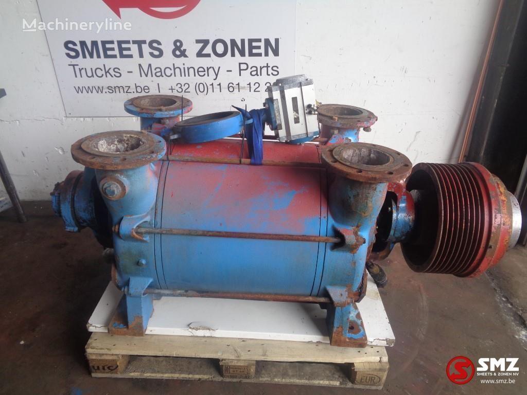 Diversen Occ vacuum waterring pomp SIHI motor pump