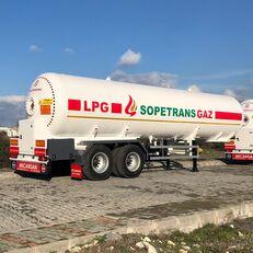 new Micansan 2021 gas tank trailer