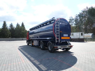 LAMBRECHT 03LK33 PASZOWOZ SILOS WELGRO 2010 silo tank trailer