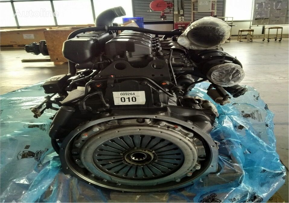 MERCEDES-BENZ EURO 3 engine for truck