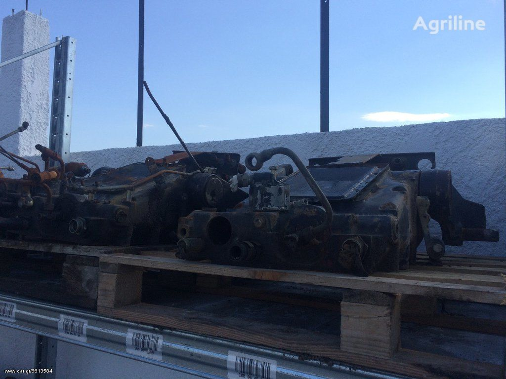 hydraulic tank for DEUTZ-FAHR DX tractor