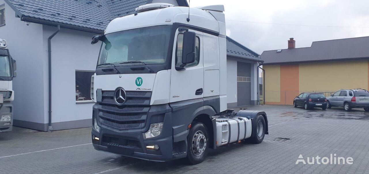 MERCEDES-BENZ Actros 1845 tractor unit