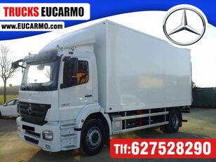 MERCEDES-BENZ AXOR 18 33 box truck