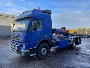 VOLVO FM12 340 6x2R cable system truck