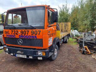 MERCEDES-BENZ LK 814 car transporter