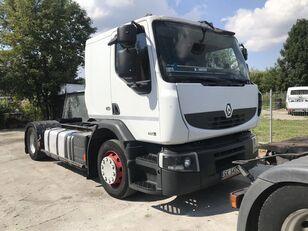 RENAULT Premium 460 EEV car transporter