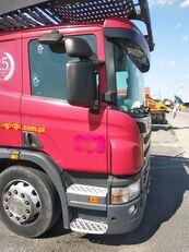 SCANIA P360 car transporter + car transporter trailer