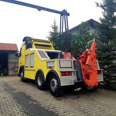 VOLVO fh 12 holownik towing truck  car transporter