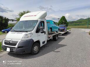 CITROEN Jumper 3.0liter 2008 winch ramp car transporter + car transporter trailer