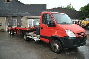 IVECO Daily 65 C 18 BE Szerelvény car transporter