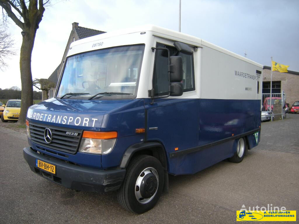 MERCEDES-BENZ 813D VARIO 813D geldtransportauto cash in transit truck