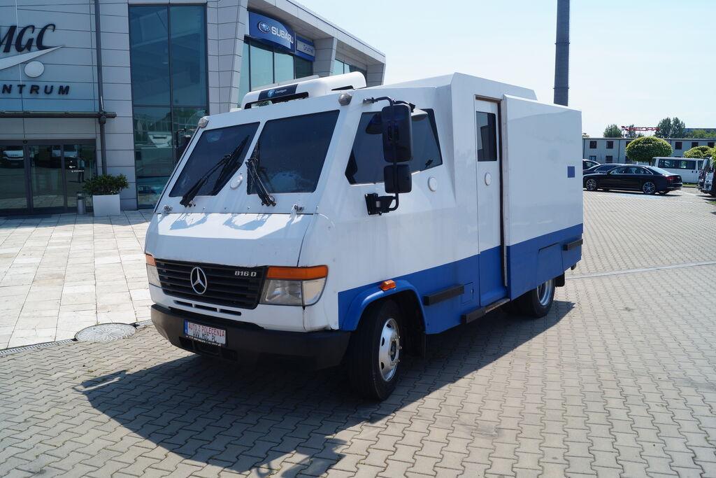 MERCEDES-BENZ Vario cash in transit truck