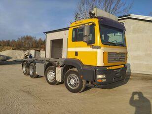 MAN TGA 41.430 BB 8x4  chassis truck