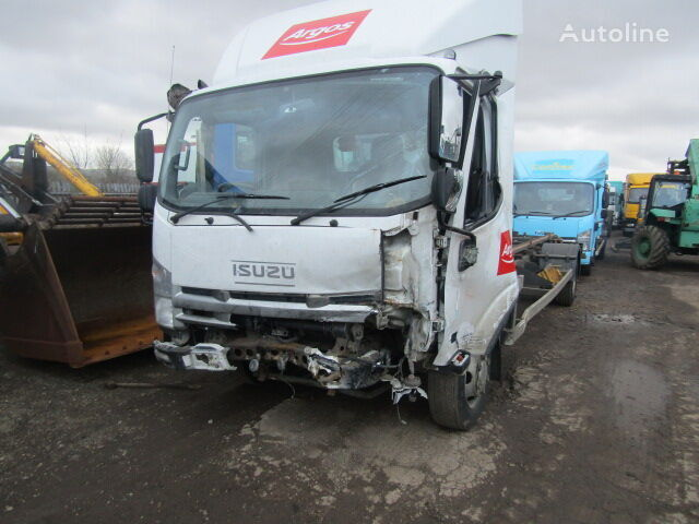 ISUZU N75 CHASSIS CAB 2013 / 2014 BREAKING chassis truck for parts