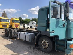 MAN 26.464 chassis truck