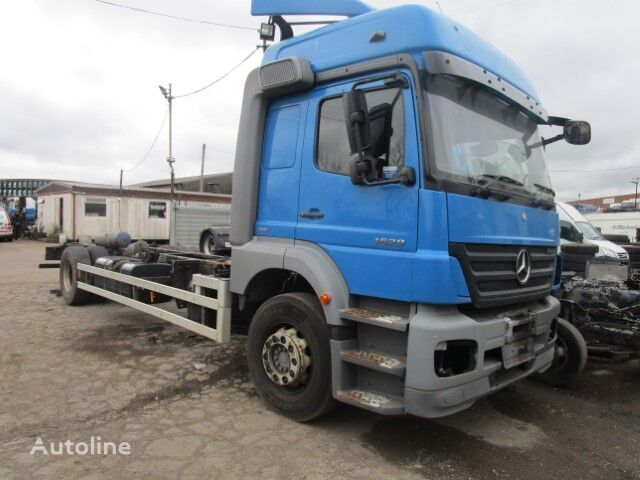 MERCEDES-BENZ 1829 BREAKING chassis truck for parts