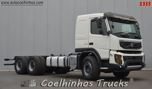 VOLVO FMX 500 chassis truck