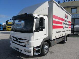 MERCEDES-BENZ 1229 L ATEGO  curtainsider truck