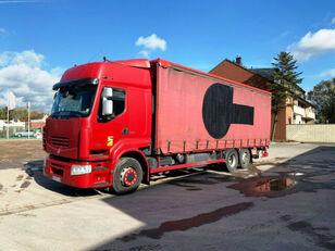 RENAULT Premium 380DXi/LBW1500kg/Klima curtainsider truck