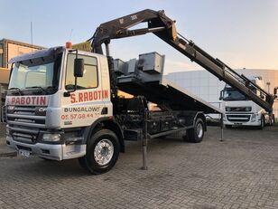 DAF CF 75.310 CF75 310 + NO CRANE + MANUAL + KIPPER dump truck