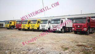 HOWO 375HP 380HP dump truck