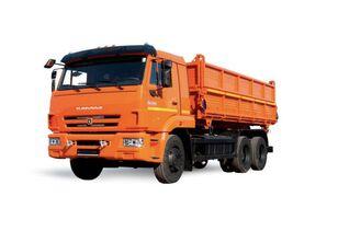 new KAMAZ 45143-6012-50 dump truck