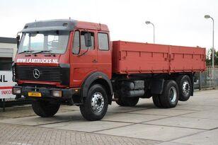 MERCEDES-BENZ 2232 FULL STEEL MANUAL dump truck