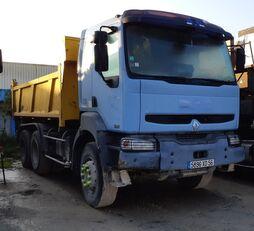 RENAULT Kerax 370 dump truck