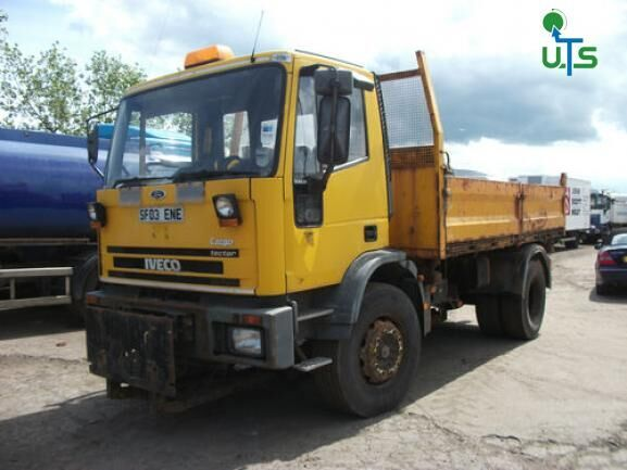 IVECO 180E24 TECTOR / BREAKING FOR SPARES dump truck for parts
