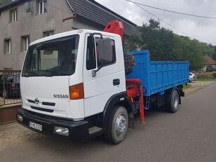 NISSAN atleon M110,14 dump truck