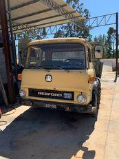 BEDFORD TK flatbed truck