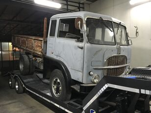 FIAT 642 N flatbed truck