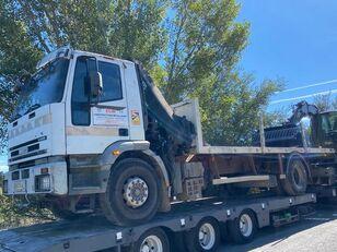 IVECO 190E24  flatbed truck