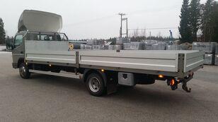 MITSUBISHI Canter Fuso flatbed truck