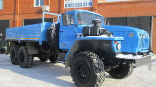 new URAL 4320 flatbed truck
