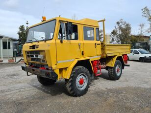 FIAT OM 75.14 flatbed truck
