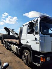 MAN 26.502 D2840LF06 flatbed truck for parts