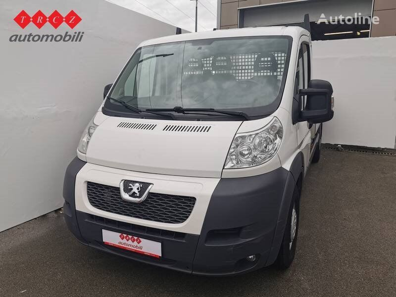 PEUGEOT BOXER 2,2 HDI 130 L3 flatbed truck
