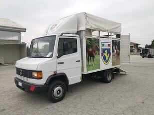 MERCEDES-BENZ 609 TRASPORTO CAVALLI horse truck