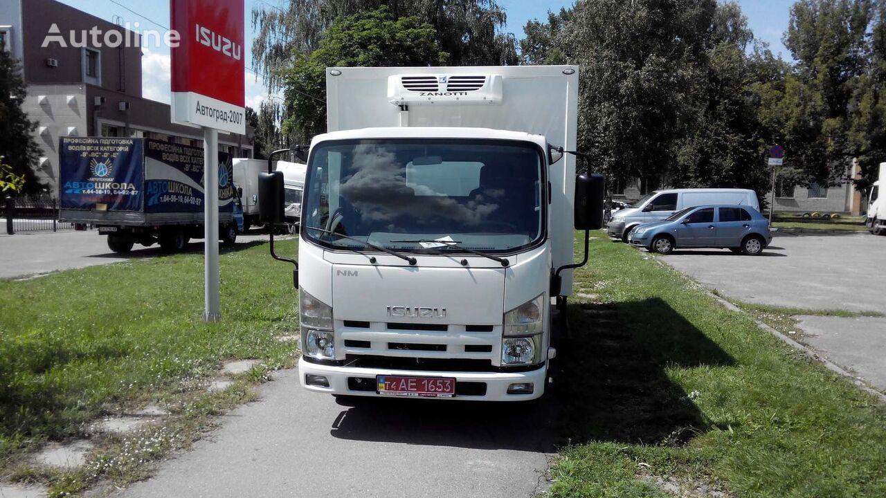 new ISUZU NMR85H isothermal truck