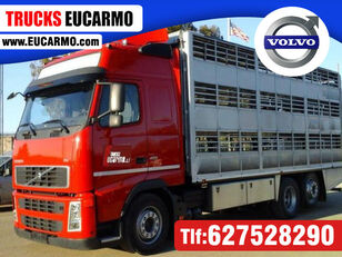 VOLVO FH13 400 livestock truck