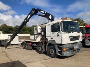 ERF ECS11 platform truck