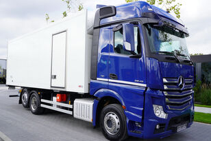 MERCEDES-BENZ Actros 2545 BigSpace / E6 / 6x2 / 19 EPAL / TK T-1000R / Retarde refrigerated truck