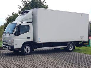 MITSUBISHI FUSO CANTER 7C15 CHŁODNIA WINDA 10EP 4,98x2,11x2,09 MULTITEMPERA refrigerated truck