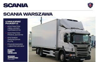 SCANIA P320DB refrigerated truck