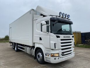 SCANIA R480 Thermo King TS 500 6x2 refrigerated truck