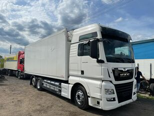 MAN  TGX 26.460 // 2017r // Mitshubishi TU100SA refrigerated truck